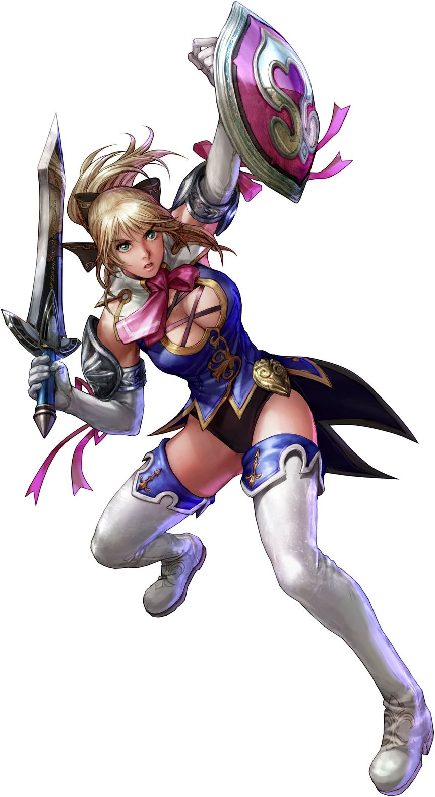 Sexy soul calibur girls