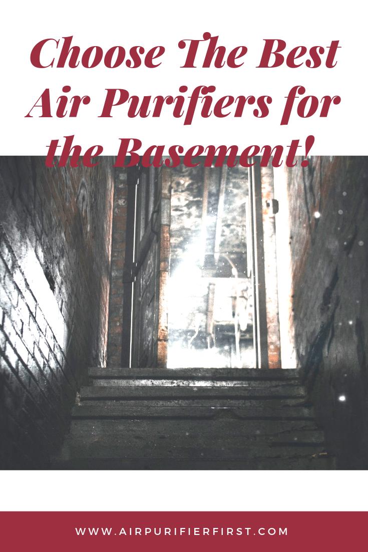 Choosing The Best Air Purifier for Basement (2020