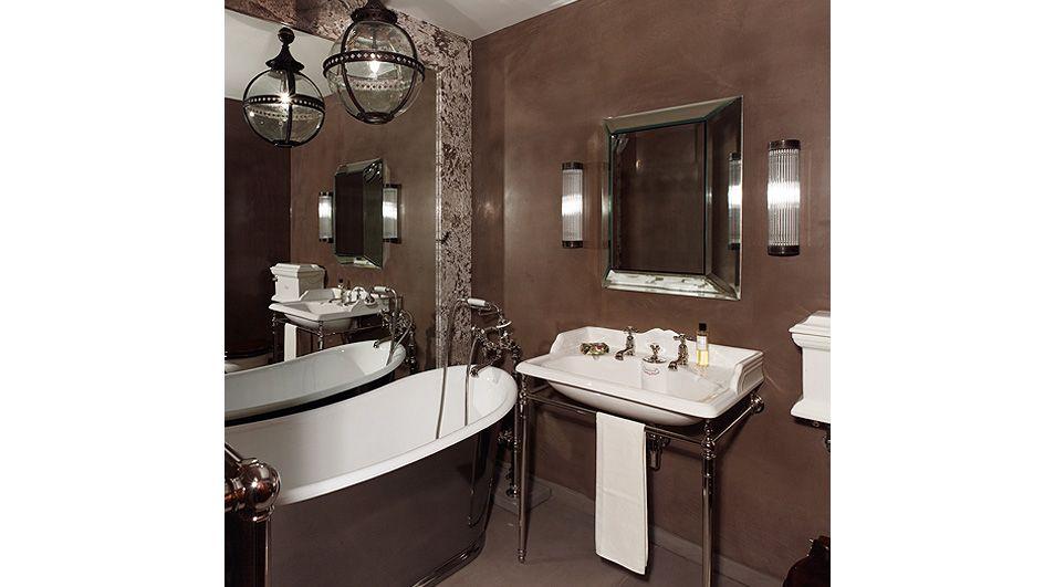 Chocolate Brown Bathroom | Chocolate Brown Bathroom Rilynnu0027s/guest Bathroom.  Paint Color