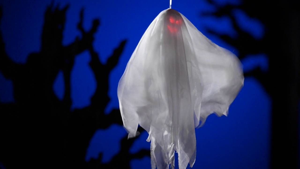 Shaking Ghost Halloween Decorations Shindigz Halloween Party - Ghost Halloween Decorations