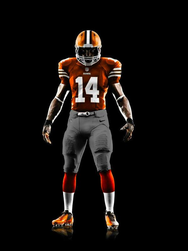 Browns New Uniforms Cleveland Browns Potential New