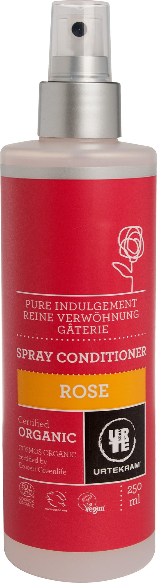 Urtekram Rose SprühConditioner Organic beauty, Hair