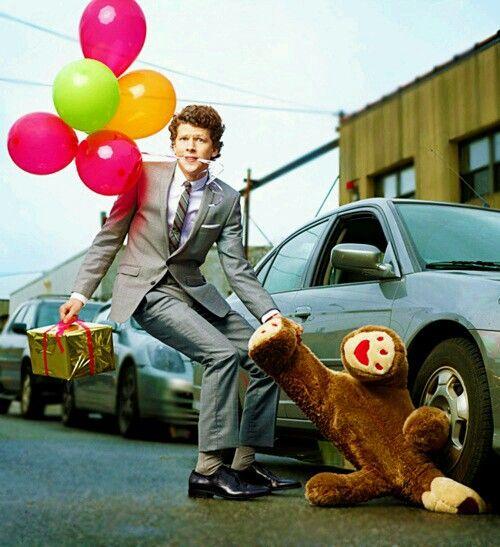Jesse Eisenberg (30), Happy birthday, 5 october http