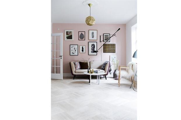 Ideas y consejos para decorar una pared con cuadros | Blanco negro ...