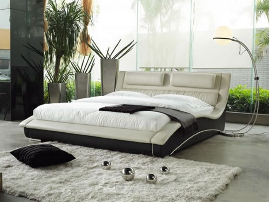 how to choose contemporary bedroom furniture | bed design