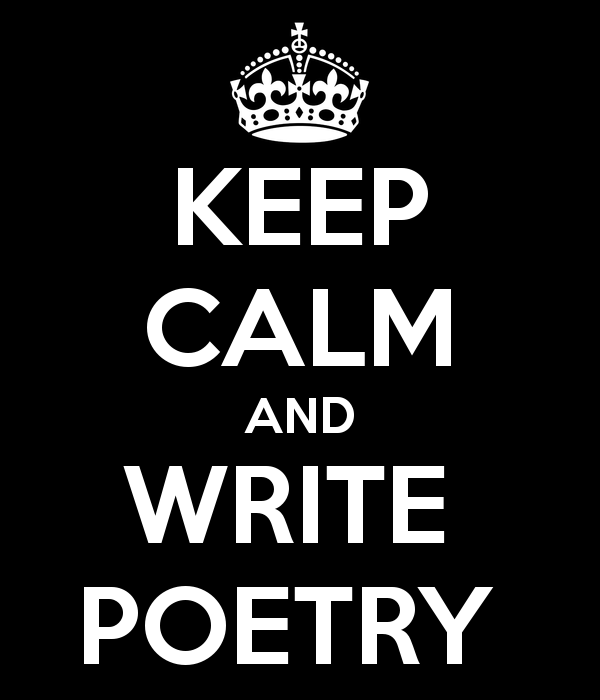 Why do people write poetry?