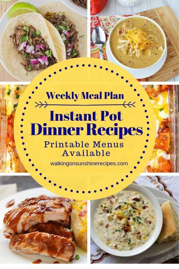 Instant Pot Recipes images