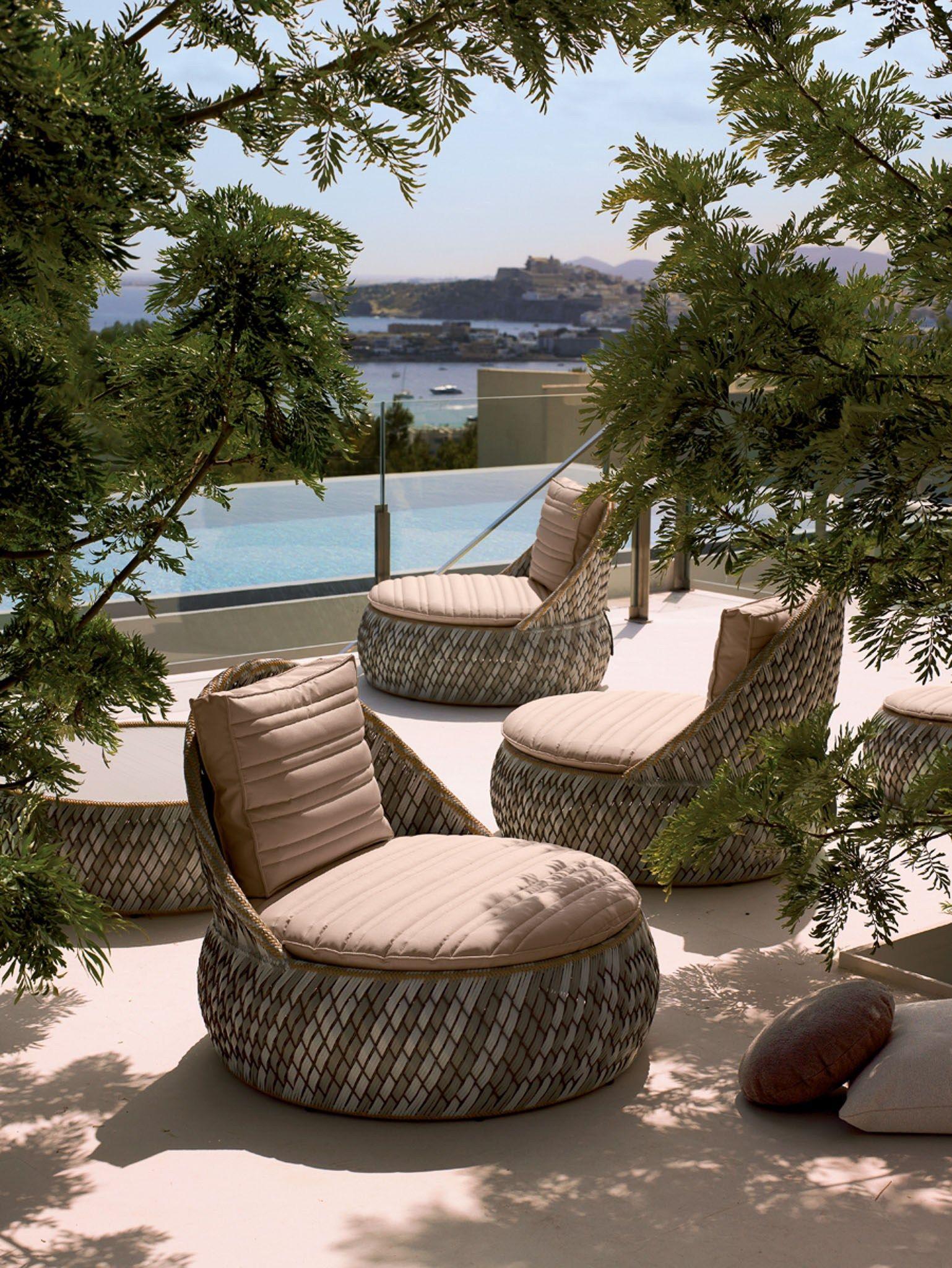 Dedon Dala Dedon Dedon Furniture Outdoor Furniture Sets