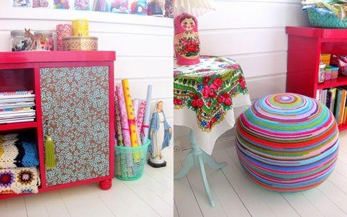 Heart Handmade UK: Crochet and Interior Inspiration from Norway | I love Stina Ballerina!