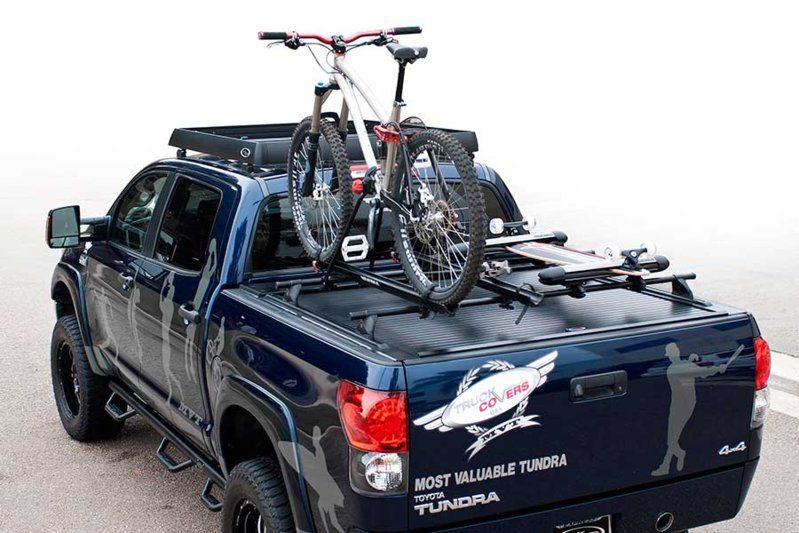 Bike Rack With Tonneau Cover Truck Bike Rack Bike Rack