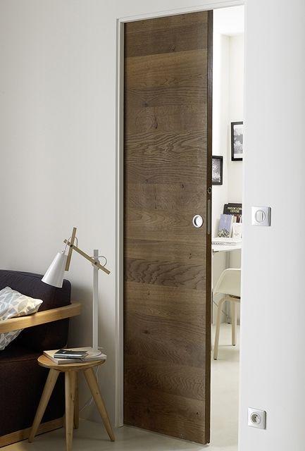 Gagnez de lu0027espace et du style grâce au système de porte coulissante - porte coulissante style atelier