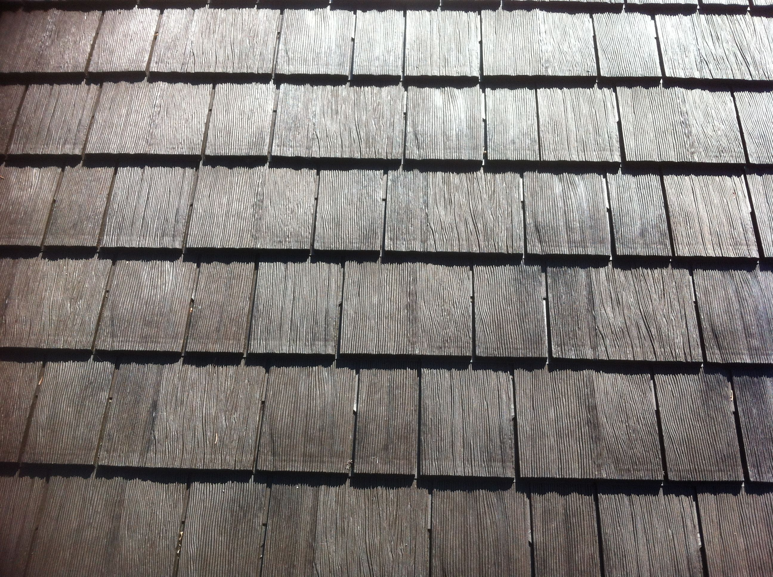 Eurolite Shake Brown Roofing Eco Friendly
