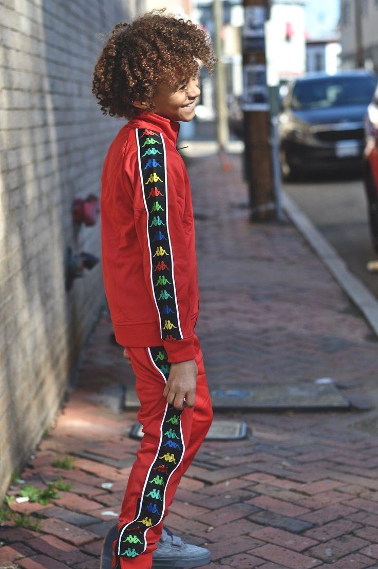 New In The Shop Iconic Sportswear Brand Kappa Kids
