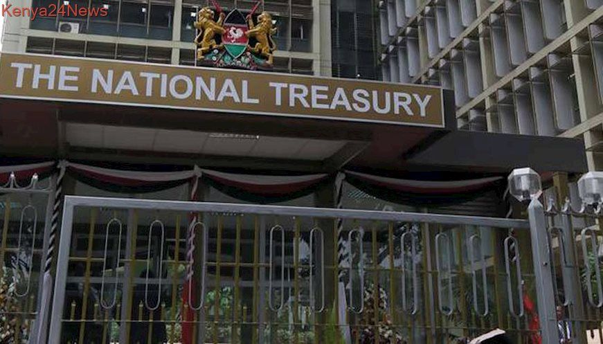 Why Kenya Could Spend 80pc Of Sh202bn Eurobond To Repay Loans Syndicated Loan Kenya Debt