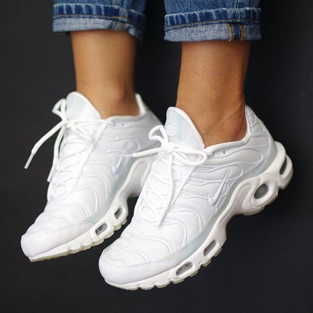 wholesale dealer 98ec8 b2aab Nike Air Max Plus (TN) Pure Platinum   Ice   UK3-9.5 inc halves   £135    Shop   crepsource.co.uk   Worldwide shipping available