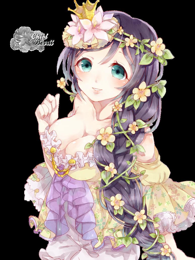 Cute Sexy - Anime Girl - Princess  Queen  Anime -9820