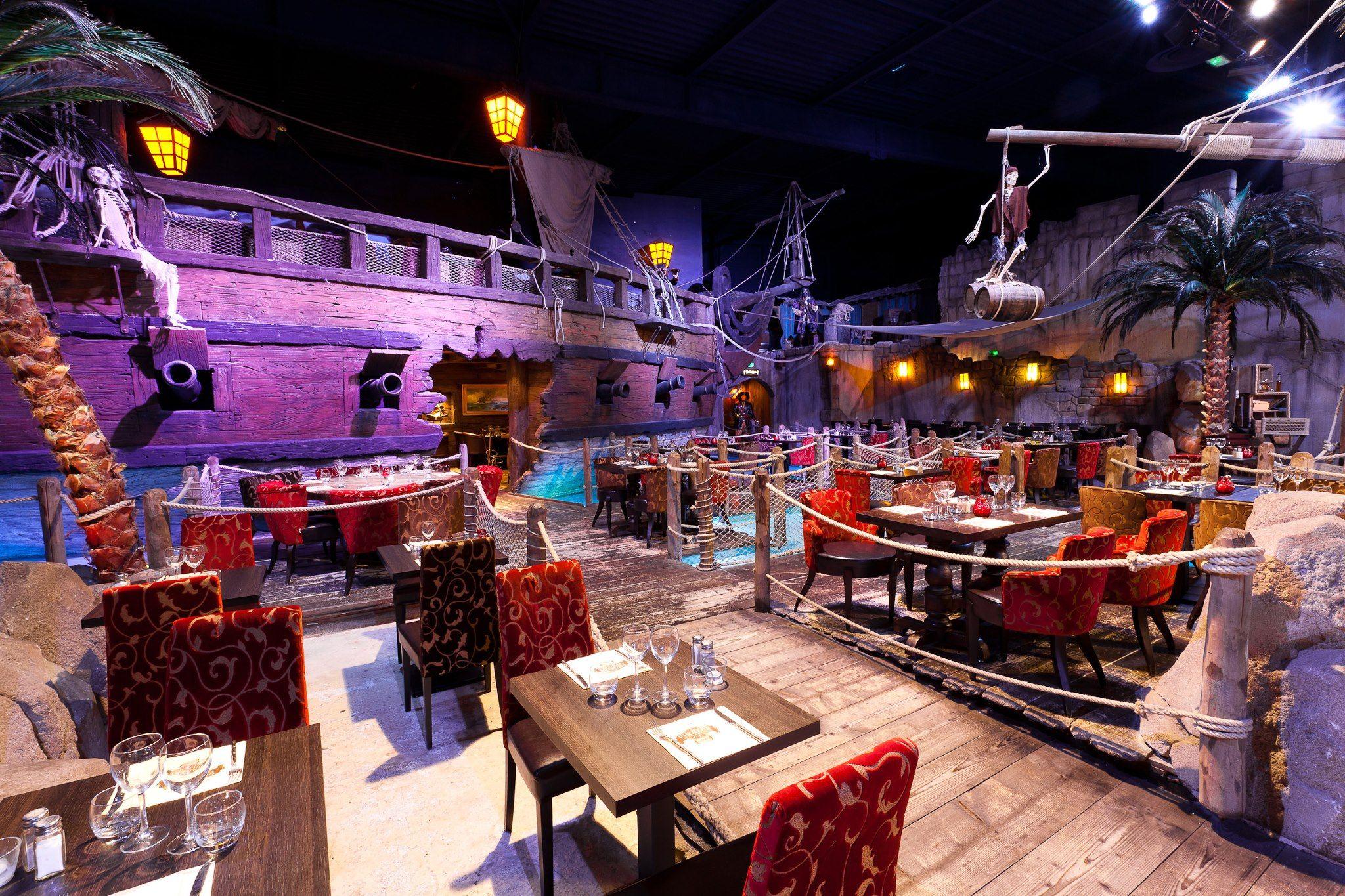 Pirate Themed Restaurant Myrtle Beach