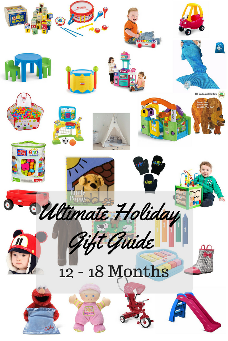 18 month old boy christmas gift ideas