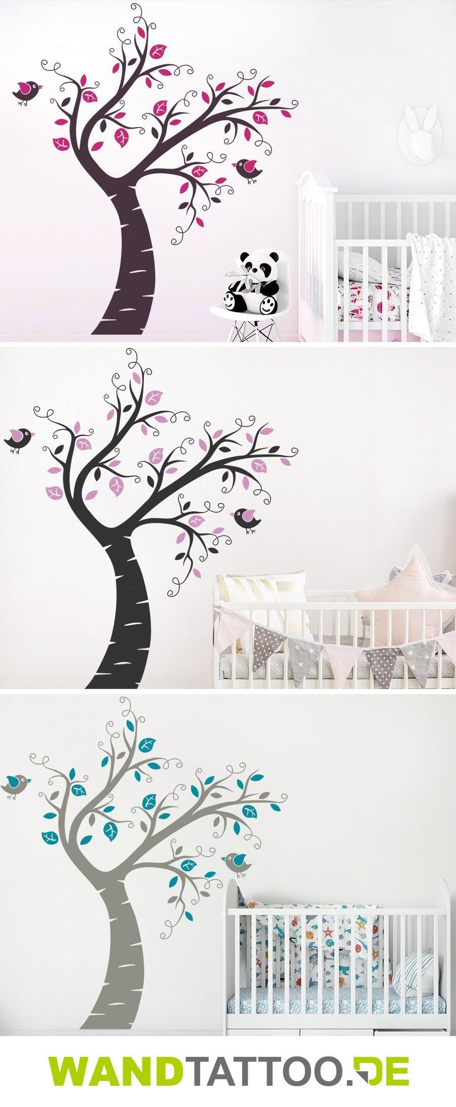Wandtattoo Kinderbaum hier entdecken. Spitzenqualität aus Deutschland | schnelle Lieferung | portofrei (D) bei WANDTATTOO.DE bestellen!