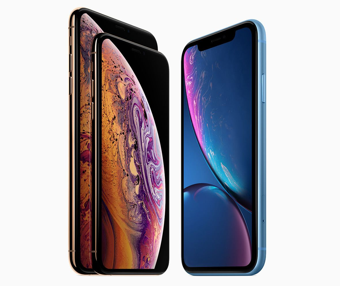 iPhone XS & iPhone XR shipments forecast to top 85M by end
