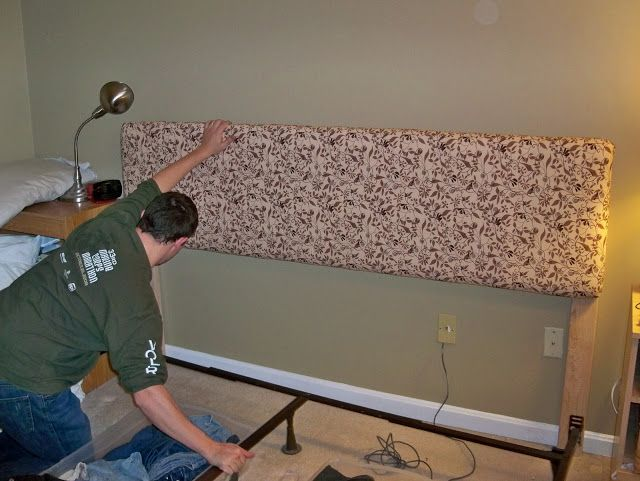 All things Gale: Homemade Headboard Instructions