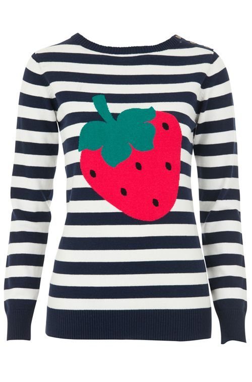 #strawberry sweater