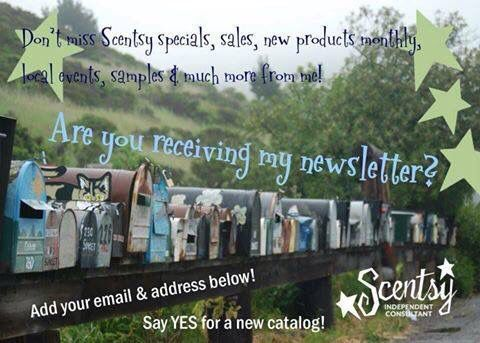 Contact me today to get your catalog.