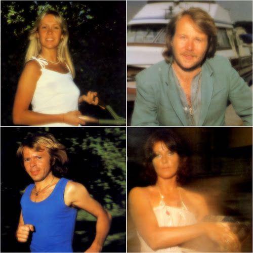 Abba Photo Shoot Abba Fans Blog Greatest Hits Photoshoot Album