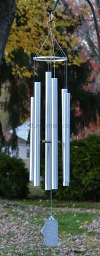 Grace Note 54 Inch Large Treasure Of Heaven Chime Wind Chimes
