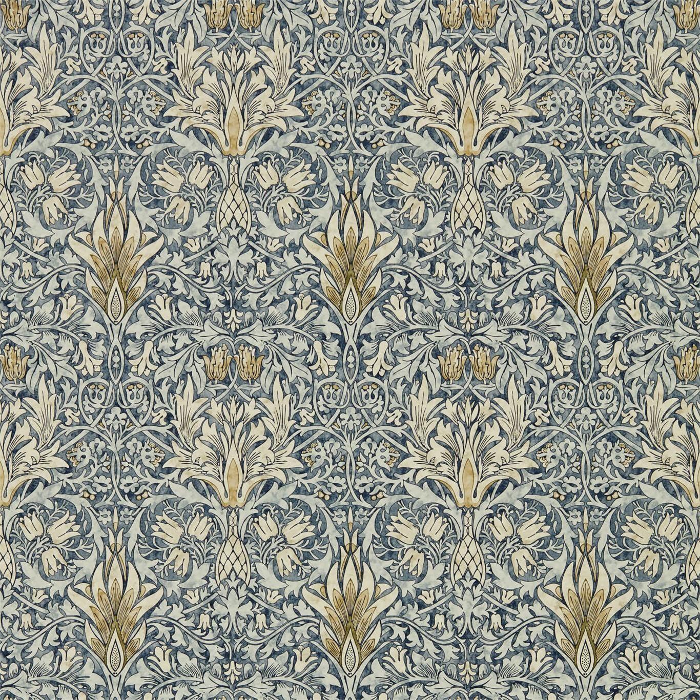 Buy William Morris & Co 216428 Snakeshead Wallpaper