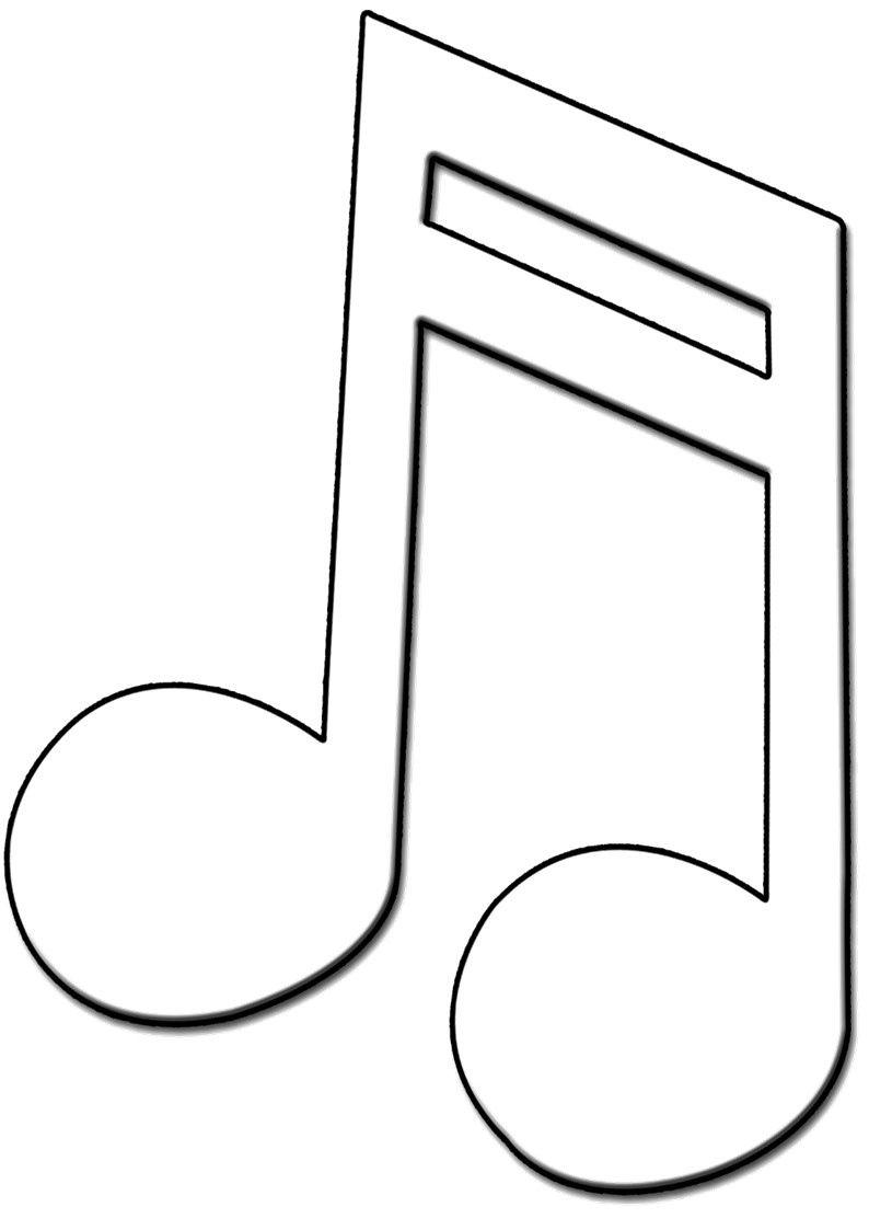 עיצוב וריטוש תמונות - עמוד 2 - תפוז פורומים   Moldes de notas musicais,  Notas musicais, Modelos de notas