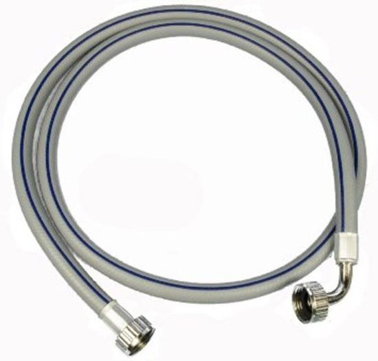 Lg Electronic Sears Kenmore Clothes Washer Washing Machine Cold Water Inlet Fill Hose Blue Stripe Part 5215fd3715m Refrigerator Makeover Clothes Washer Appliance Parts