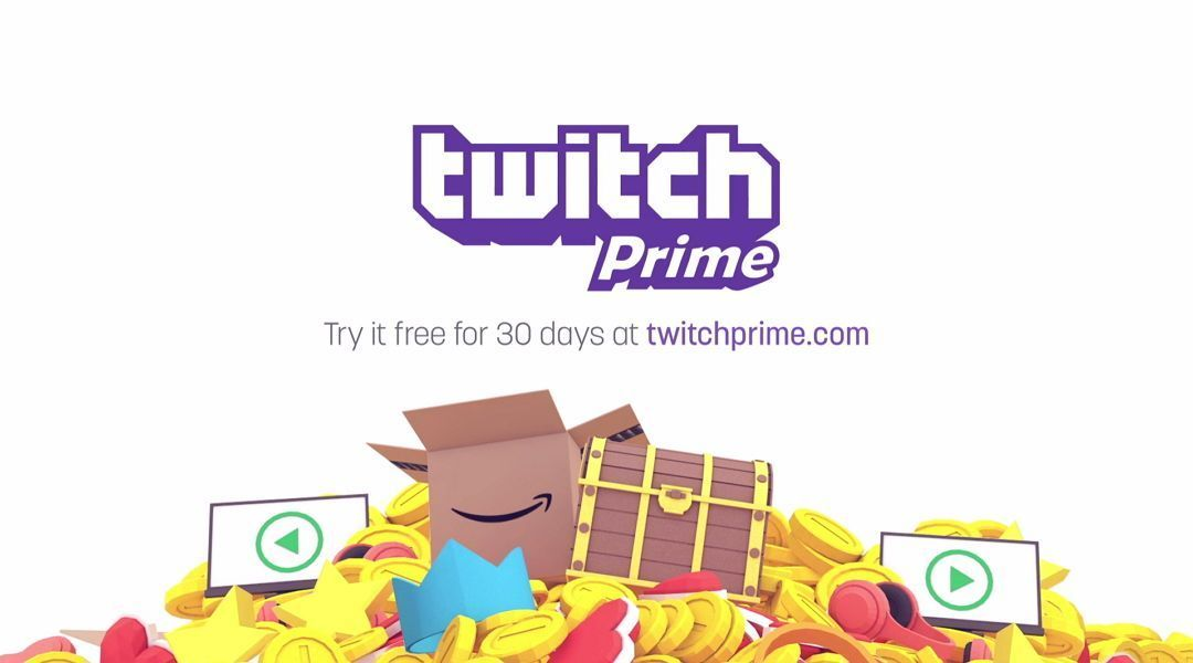 Twitch Prime Announced, Free with Amazon Prime Twitch