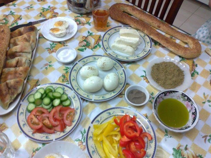 Palestine Breakfast And Such A Delicious One At That Palestine Food Persian Food Asian Breakfast
