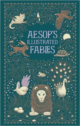 Aesop's Illustrated Fables: Aesop: 9781435144835: Amazon.com: Books