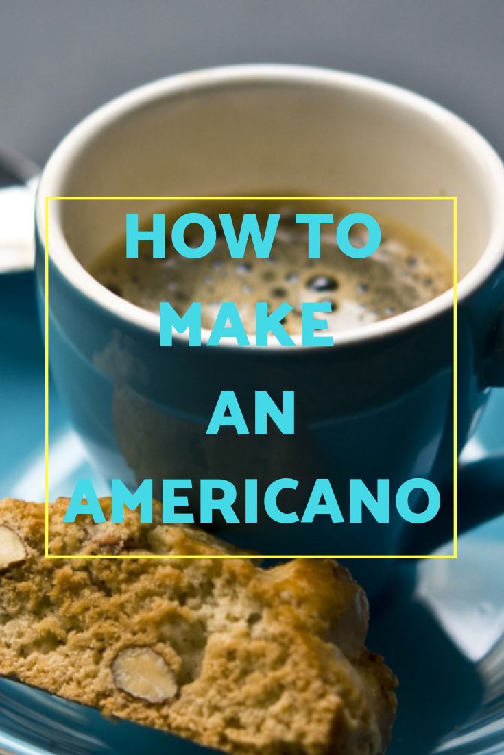 How To Make An Americano In Easy Steps Coffee recipes