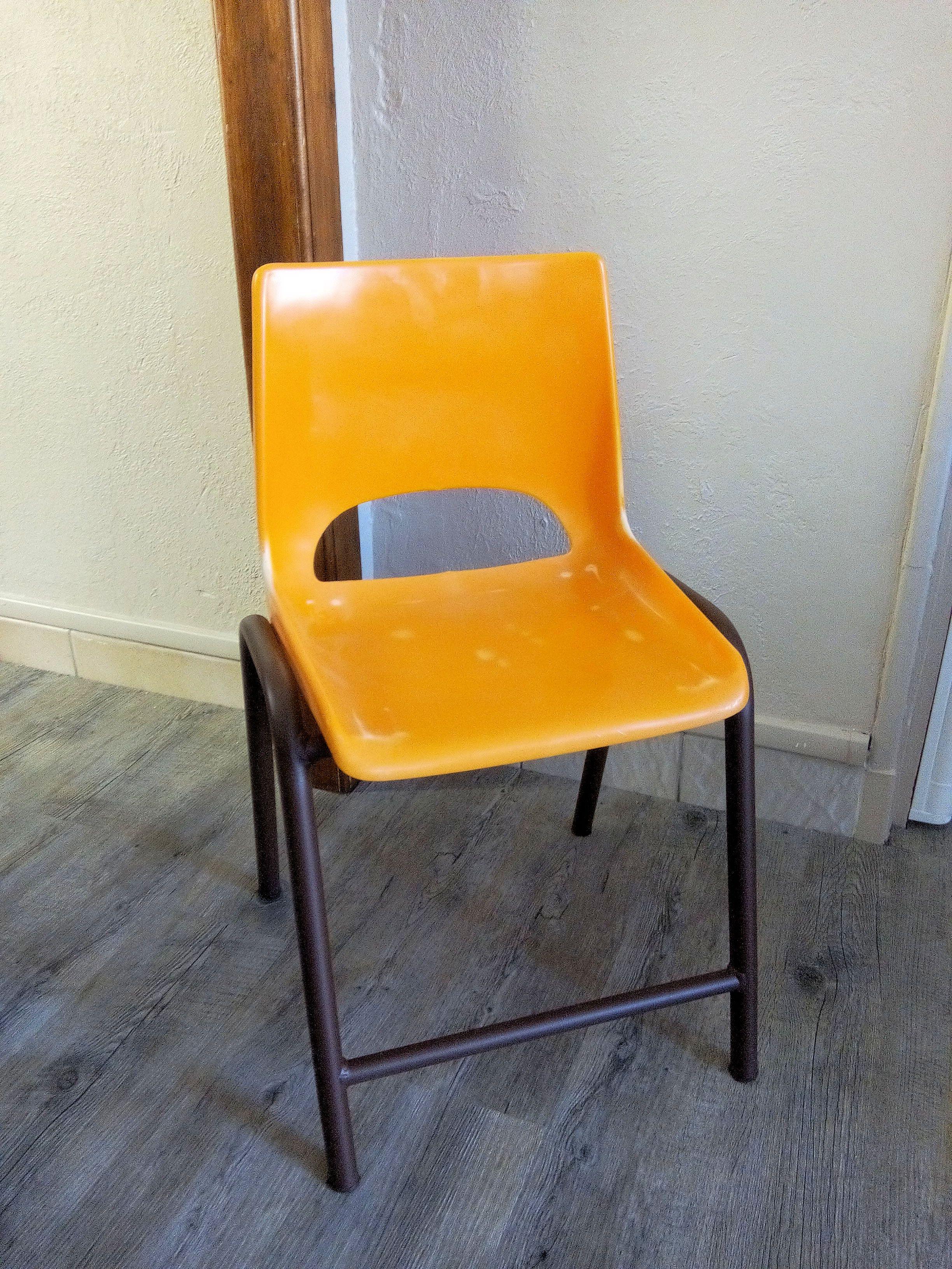 meuble vintage chaise enfant