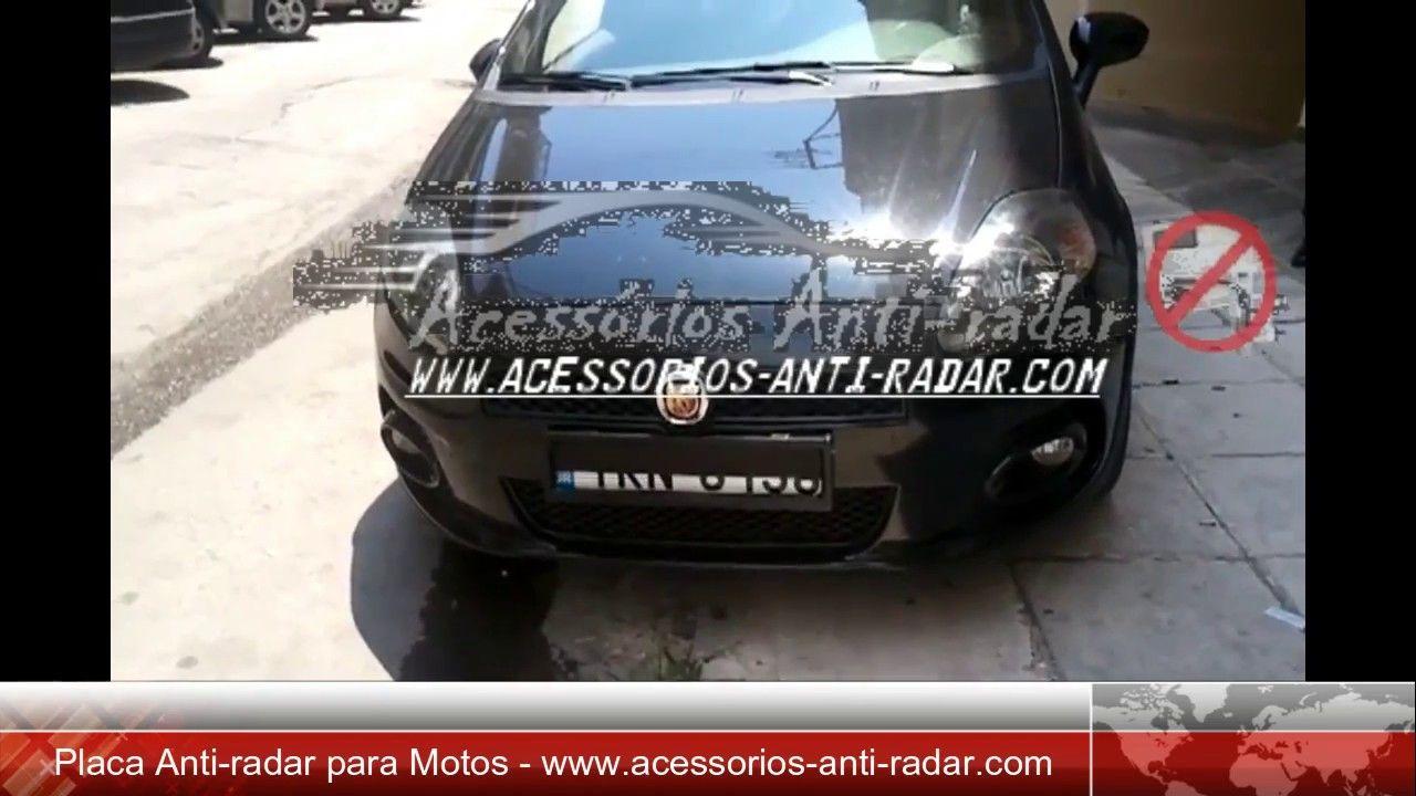 Placa Eletrica Anti Radar Para Carros E Motos