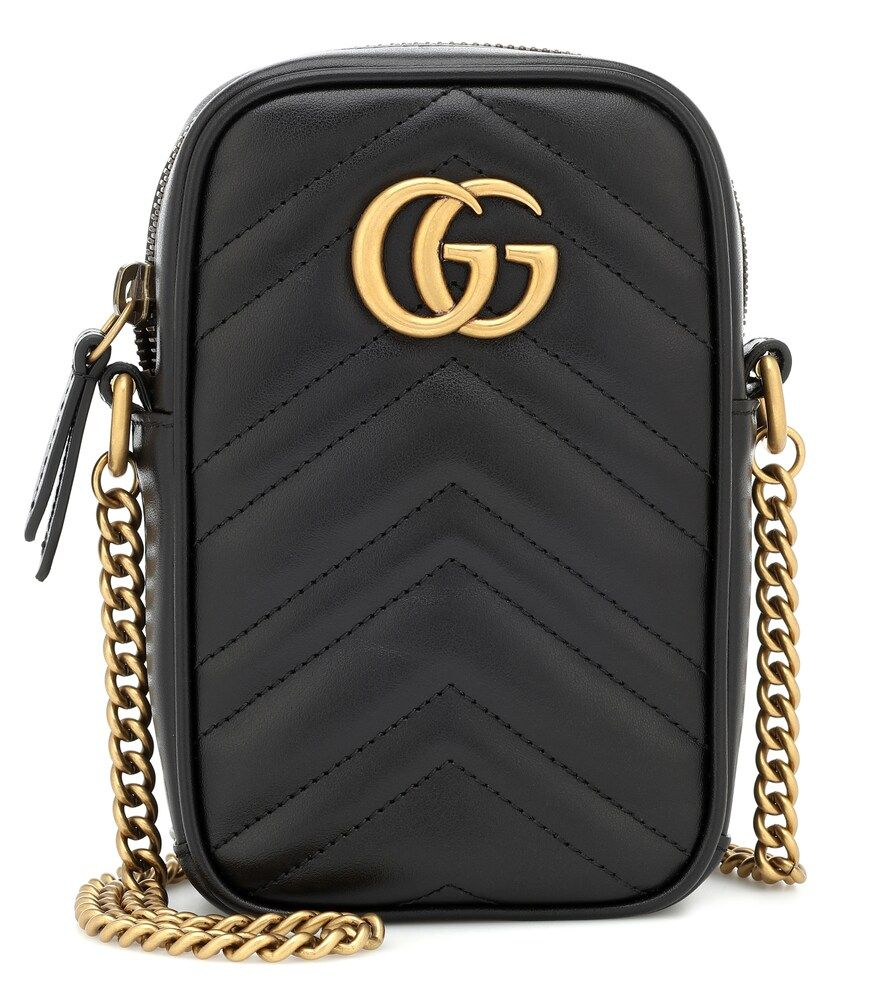 GUCCI GG MARMONT MINI CROSSBODY BAG bags