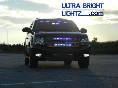 Chevy Tahoe Warning Light Bundle 634 99 Includes 1 Ubl