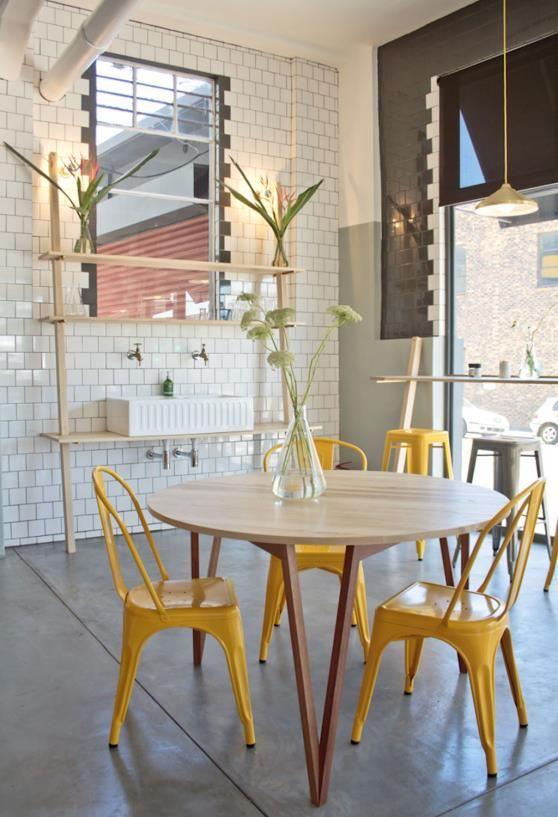 Superette Cape Town Cafe Interior Bar Interior Cafe