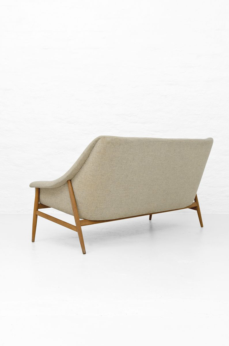 Scandinavian loveseat sofa at Studio Schalling STUDIO SCHALLING