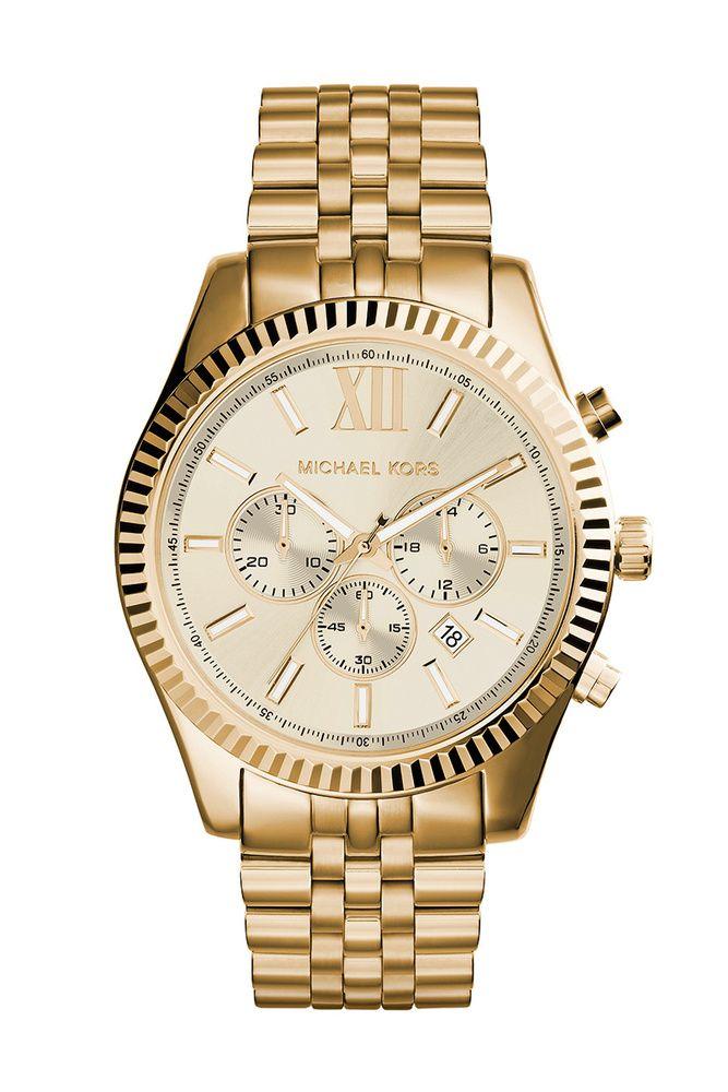 3a9c05fe55fc5 Michael Kors - Lexington  reloj  relojes  relojmk  mkmujer  bolivia   Reloj  Michael Kors   Pinterest