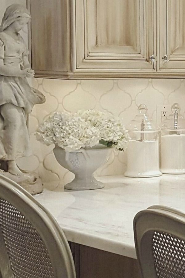 Photo of Country French farmhouse interior design inspiration from The French Nest Co. Go…