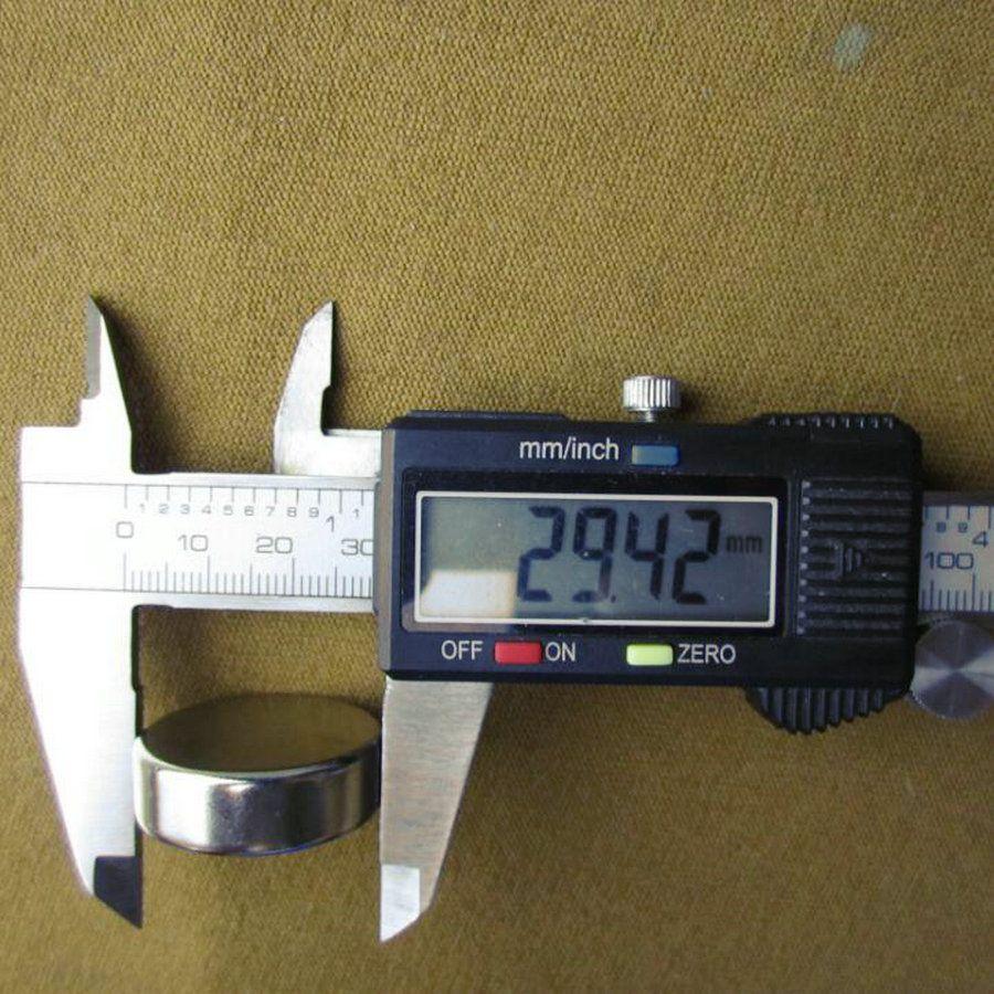 20pcs 30*10 30mm x 10mm Super Round Cylinder Neodymium