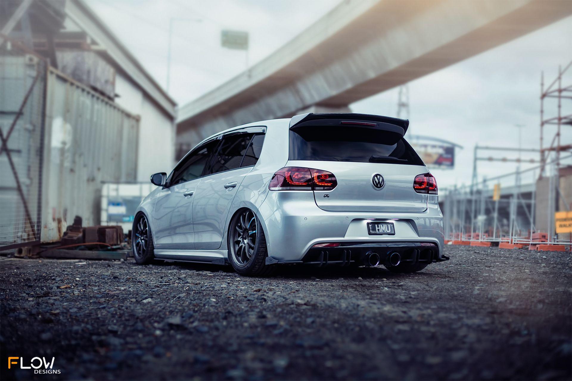 Volkswagen Mk6 Golf R Splitter Kit In 2020 Volkswagen Volkswagen Golf R Golf