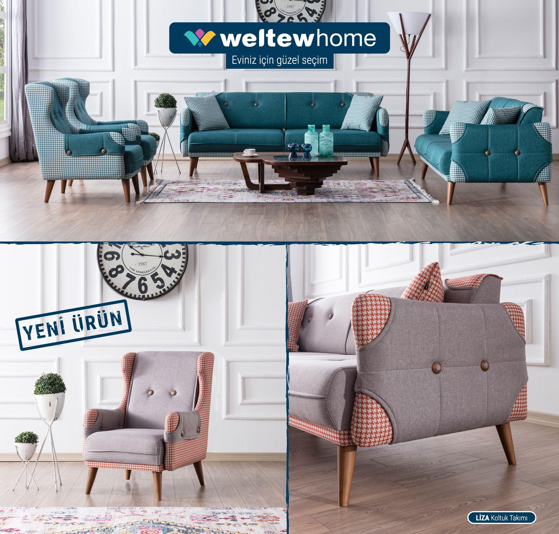 Pin By Weltew Home On Evinizicinguzelsecim Furniture Home Home Decor