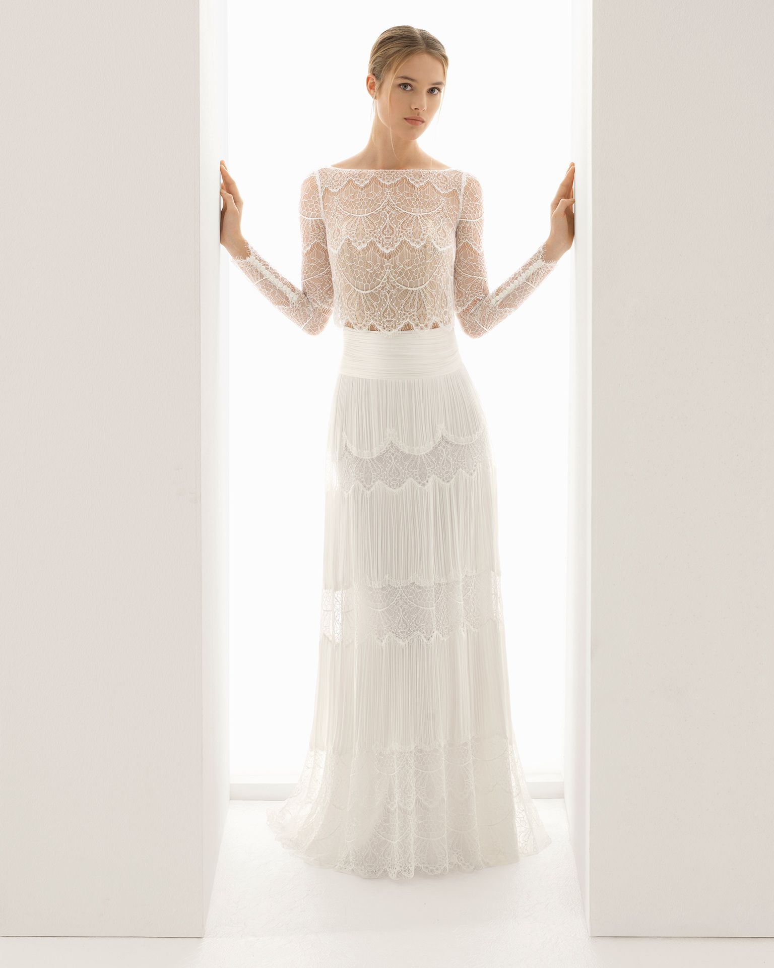 PAVEL - Hochzeit 2018. Kollektion Rosa Clará Couture | Rosa clará ...