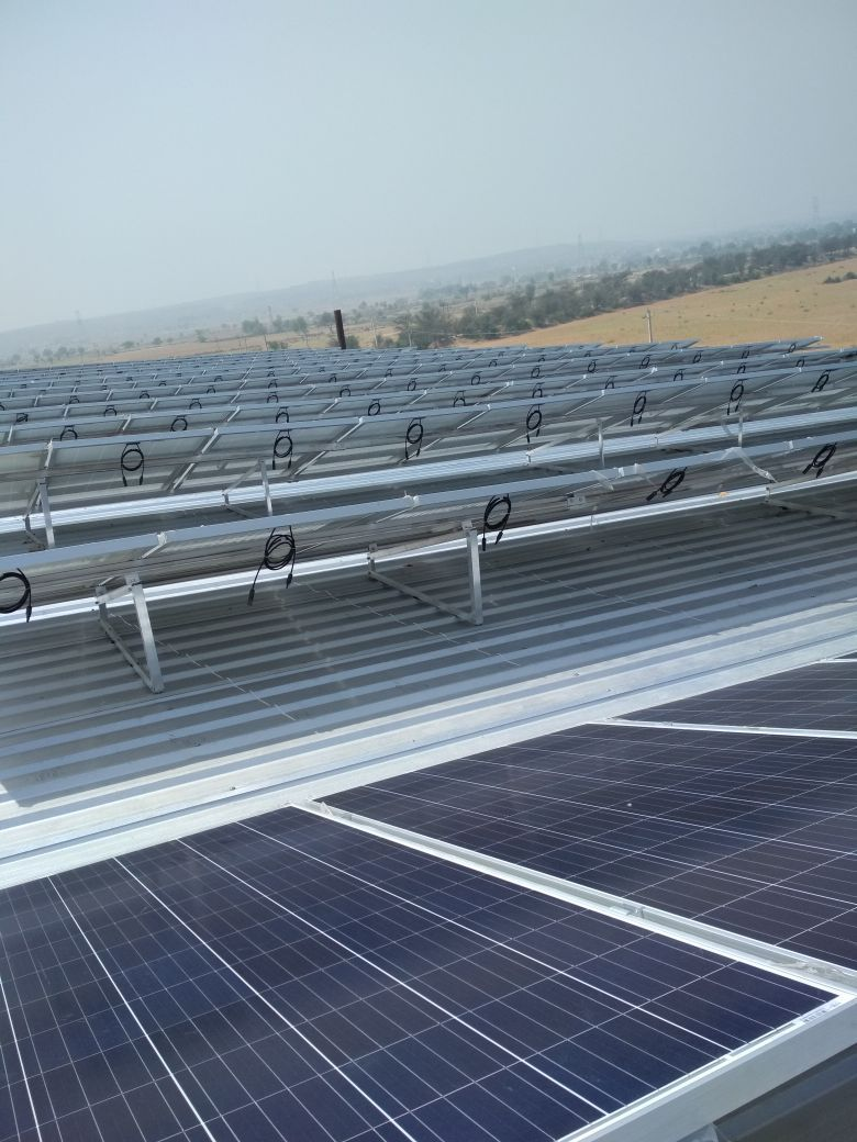 We Are The Manufacture Of Solar Mounting Structure In