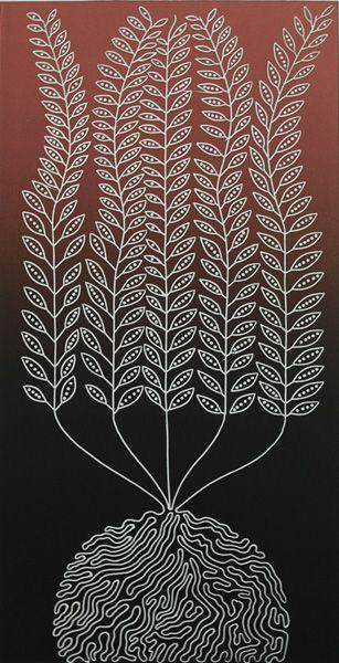 QLD Region : Lisa Michl Ko-manggen | Art | aboriginal & tribal ...